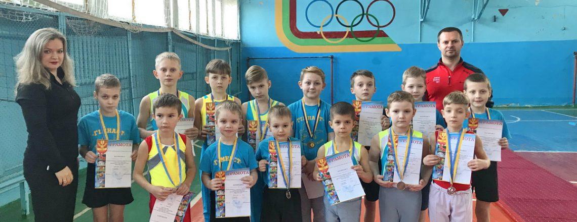 """Відкритий чемпіонат ДЮСШ """"Олімп"""" м. Сміла 01.03.2020"""