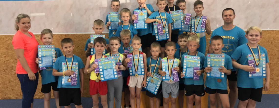 Чемпіонат СК Гімнаст з гімнастики спортивної 25.06.2020